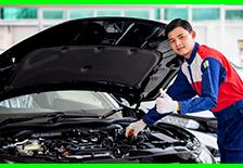 Kế toán tổng hợp dịch vụ sửa chữa Ô tô
